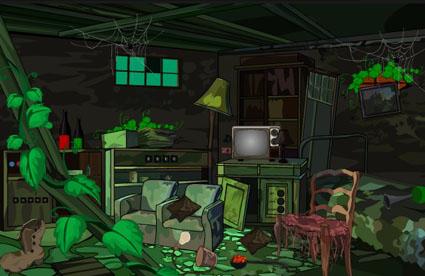 Grim House Escape