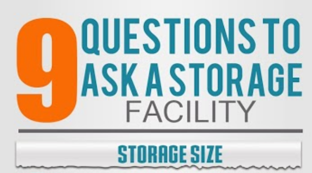 Image: 9 Questions To Ask A Storage Facility