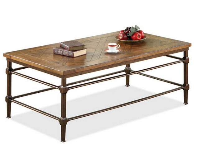 Wayfair Riverside Furniture Casa Grande Coffee Table