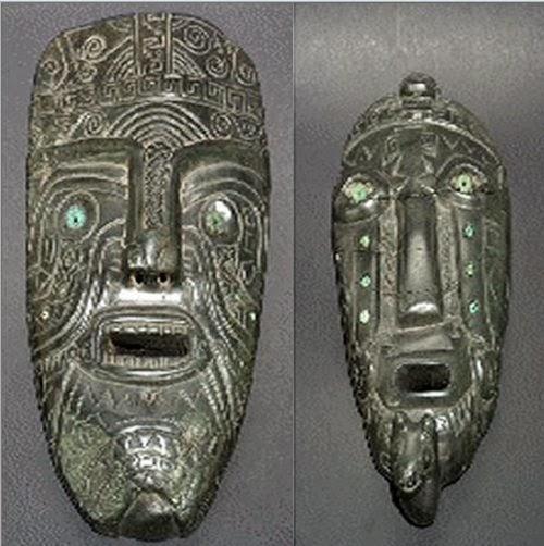 boliviamask050 - Increíbles máscaras antiguas revelan presencia de gigantes en Bolivia