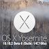 Download OS X 10.10.2 Beta 6 (14C106a) Yosemite Combo / Delta .DMG Files via Direct Links