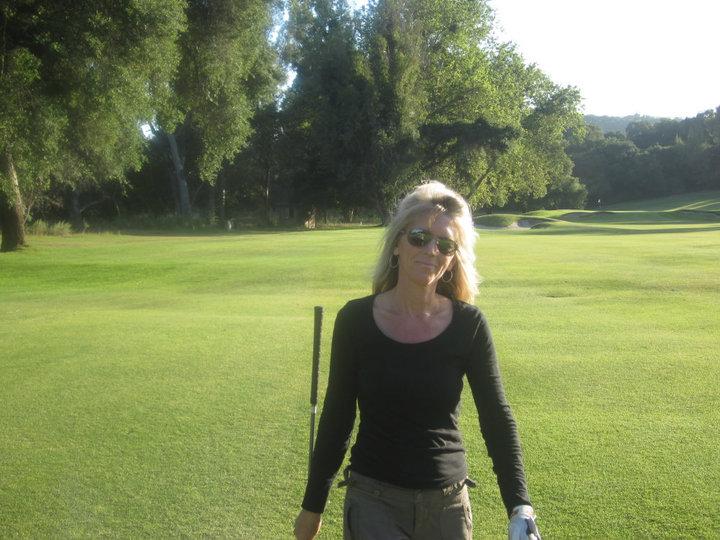 Ojai Valley Inn Golf Course!