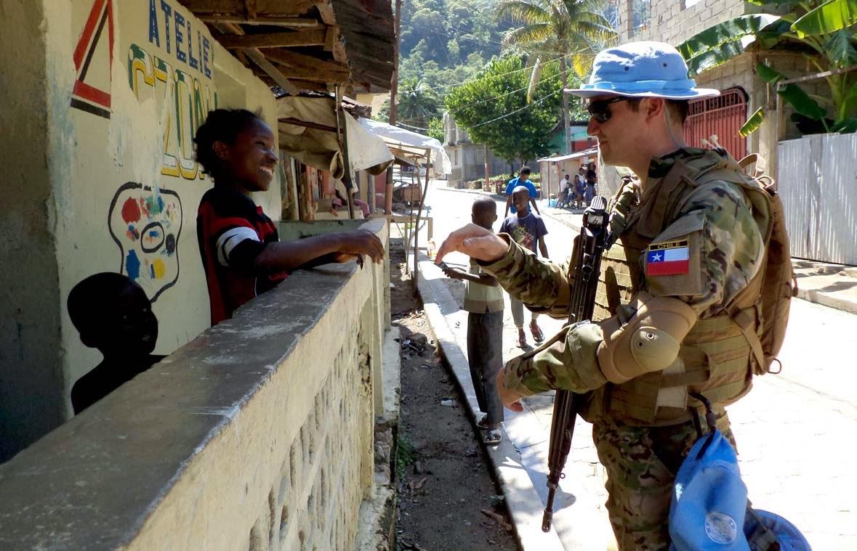 Mexico participara en misiones de paz de la ONU - Página 9 5