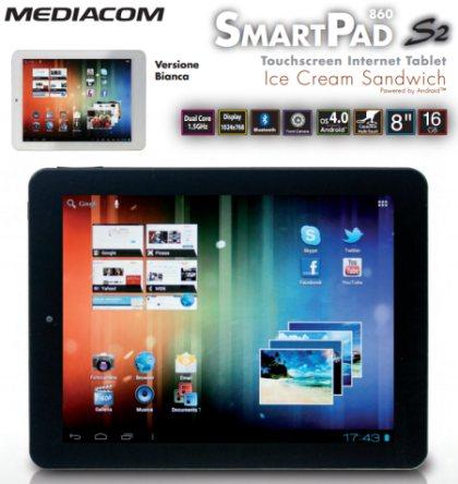 Smart PAD 860 S2 caratteristiche