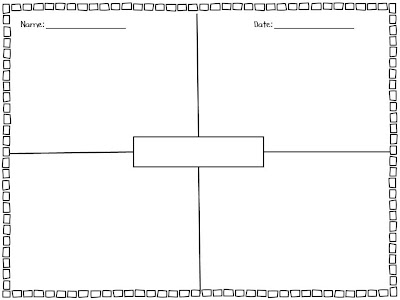 Worksheet Four Square Writing Worksheets 4 square writing freebie kickin it in kindergarten four has endless possibilities you can get here for free or by clicking on the picture i left blank so