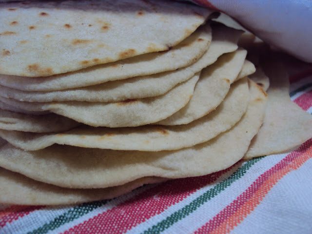 Tortillas Mexicanas