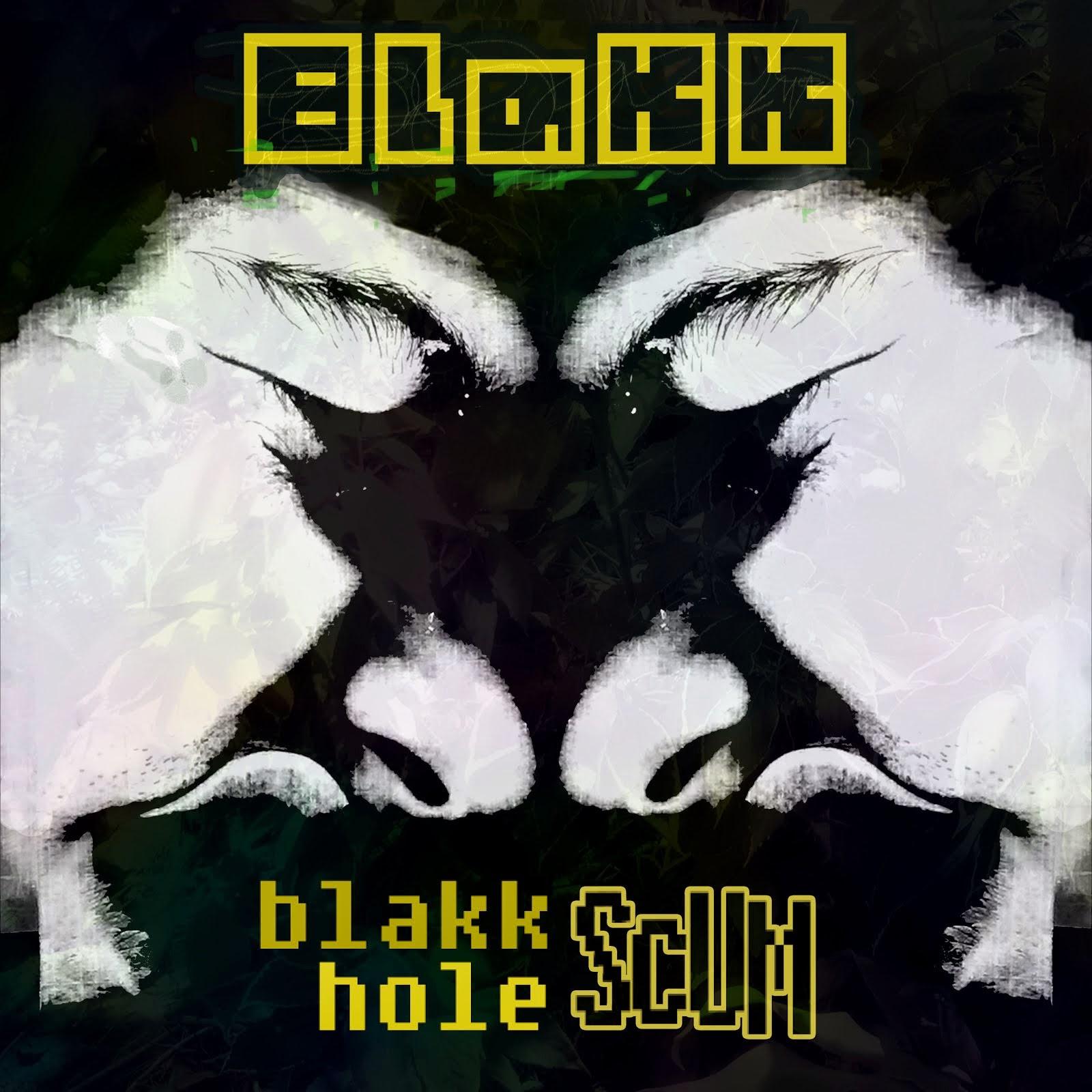 BlaKk - Blakk Hole Scum EP (TIO019)
