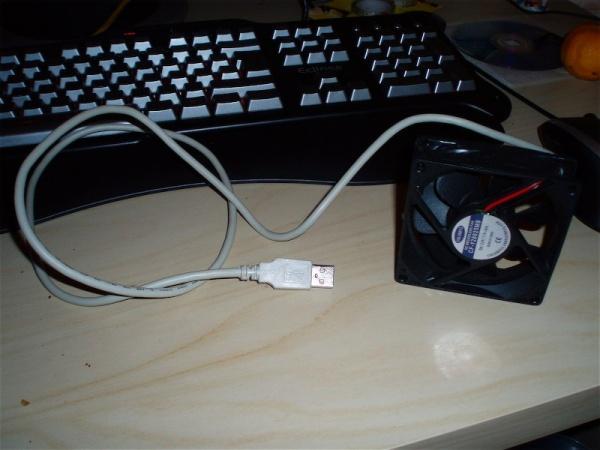 Usb вентилятор для компьютера своими руками 31