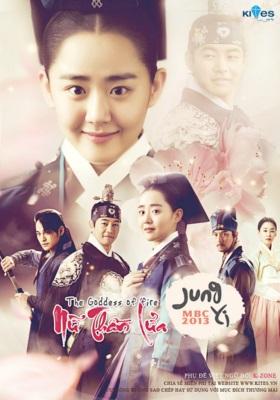 Nữ Thần Lửa Jung Yi - The Goddess of Fire, Jung Yi (2013) VIETSUB - (32/32)