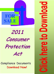 Consumer Protection Act effective 1 Apr 11