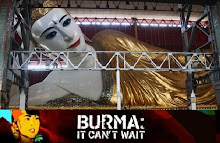 BURMA CAN&#39;T WAIT