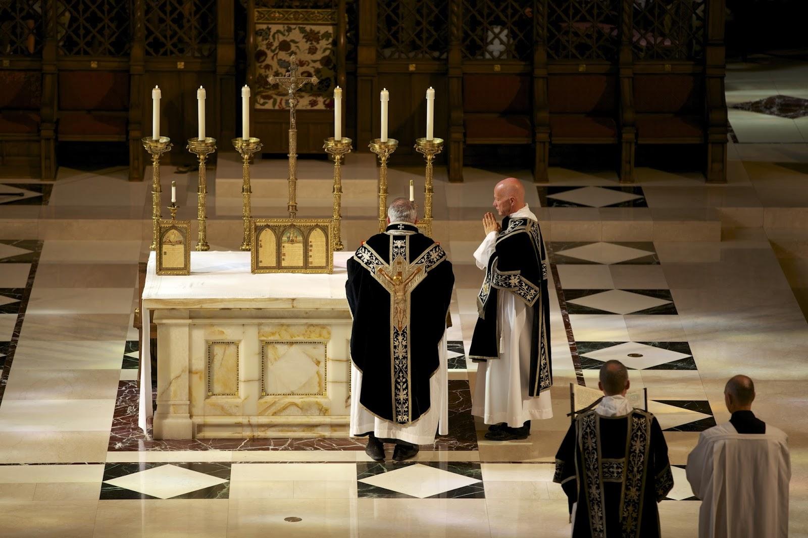 New Liturgical Movement: Extraordinary Form Requiem Mass in Salt ...