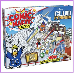 Club Penguin Comic Kit