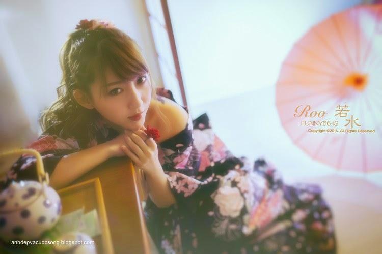 Nữ ca sĩ Nhật Bản xinh đẹp 7