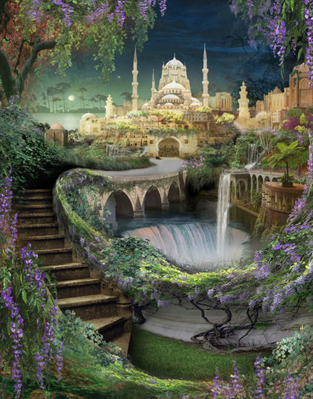 Dunheim Punto Misterioso Los Jardines Colgantes