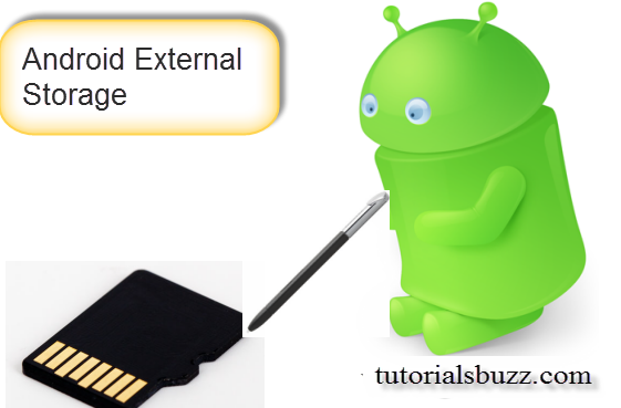 Android External Storage