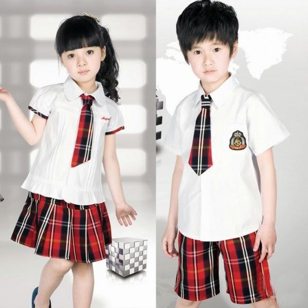 Hình ảnh Mẫu đồng phục Trường mầm non đẹp nhất dễ thương