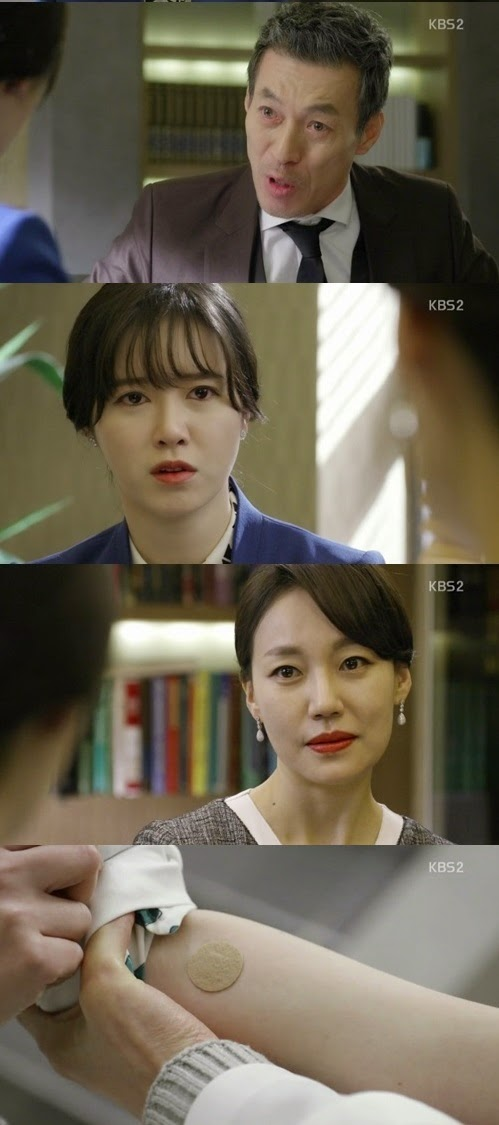 Blood Episode 10 Review blood ep 16 blood episode 16 recap blood ku hye sun blood Son Soo Hyun blood Ahn Jae Hyun blood Park Ji Sang Min Ga Yeon blood Ji Jin Hee blood blood Lee Jae Wook Korean Dramas Yoo Ri ta blood Joo In Ho  Park Hyun Seo Ryu Soo Young Han Sun Young Park Joo Mi Lee Na Jung Hong Hwa Ri