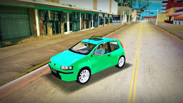 Fiat Punto GTA Vice City