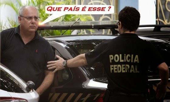 Renato Duque presta depoimento calado à CPI da Petrobras