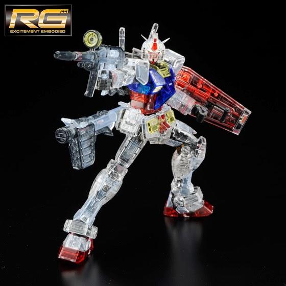 gundam real grade model kit