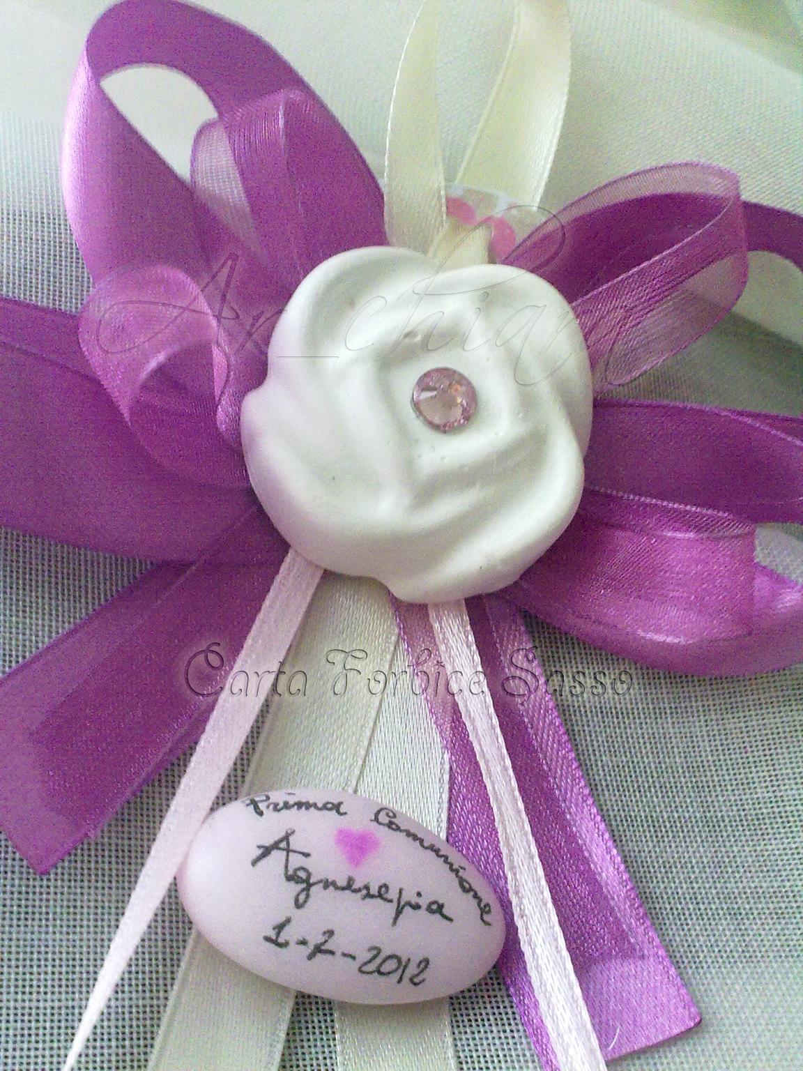 Carta forbice sasso gessi segnaposto lilla per la for I bagnoschiuma piu profumati