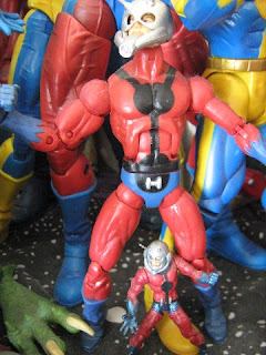 Marvel Legends Universe Ant-man Giant Man Goliath Yellowjacket Wasp Henry Hank Pym Janet Van Dyne Avengers