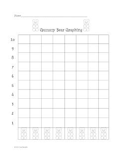 printable gummy bear graph | just b.CAUSE