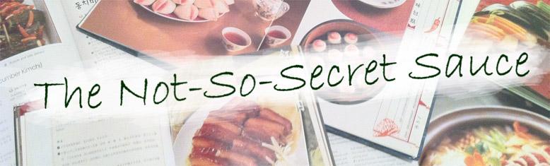 The Not-So-Secret Sauce