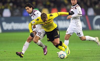 Borussia Dortmund 1 - 1 Kaiserslautern (1)