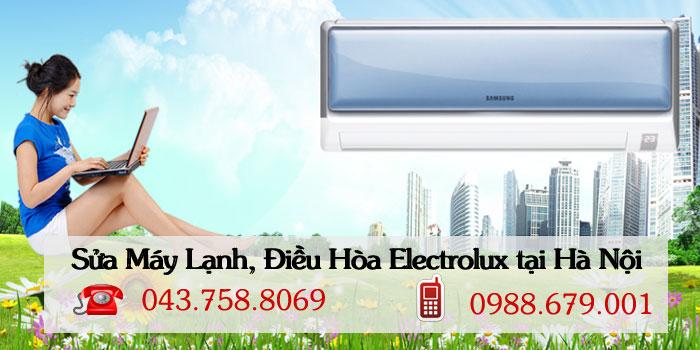 Dùng máy lạnh electrolux đúng cách vào mùa nóng