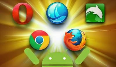 Daftar Browser Yang Cocok Untuk Android