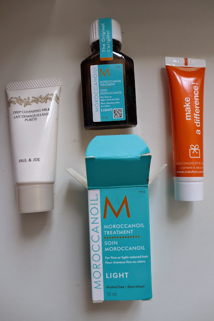 Soin Moroccanoil light