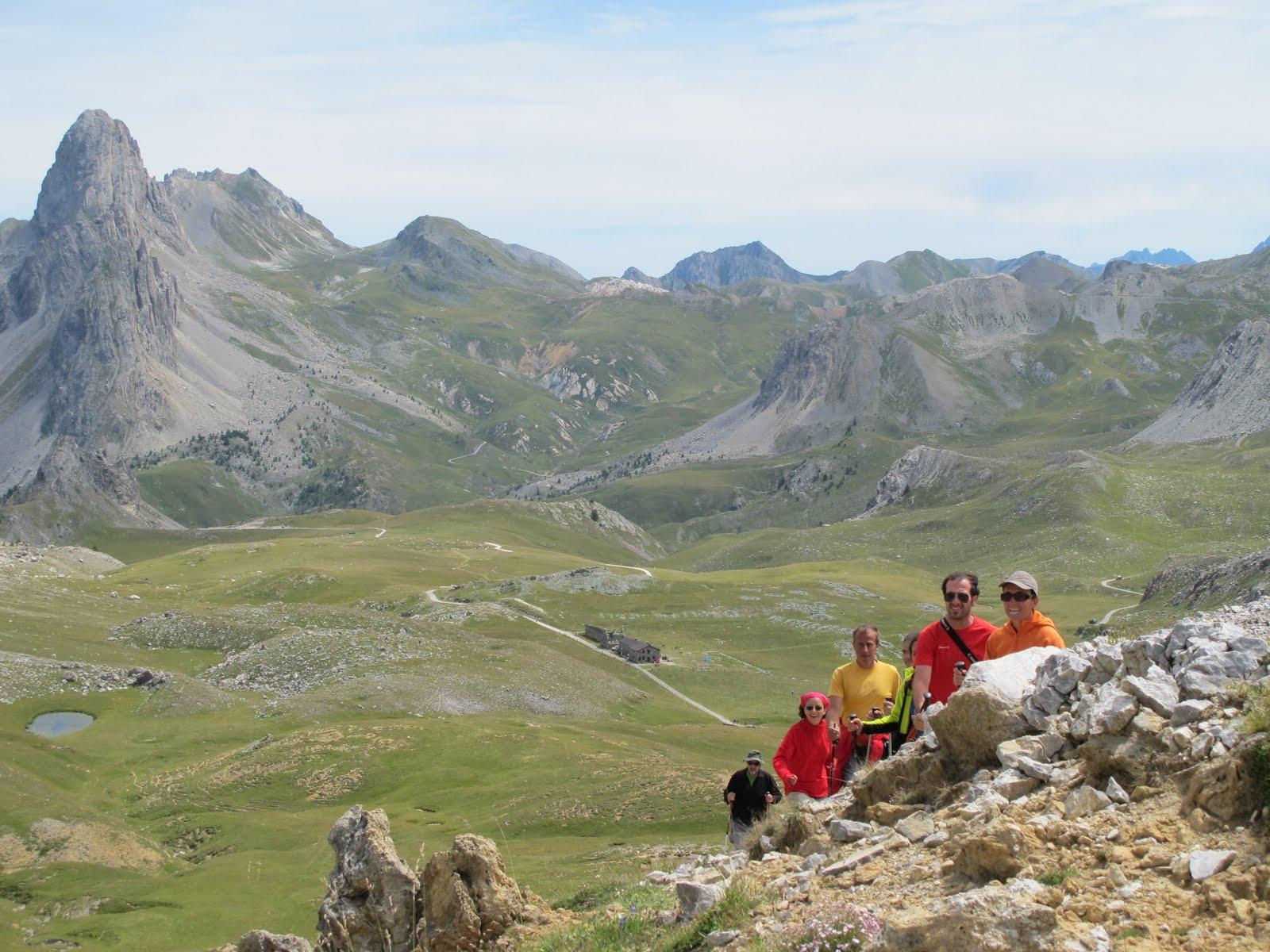 trekking in valle Maira