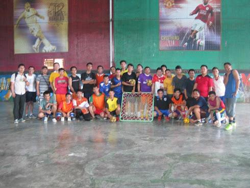 Tchoukball Medan