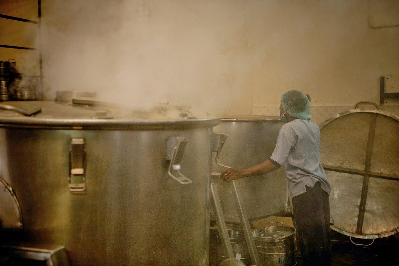 Akshaya Patra Kitchen
