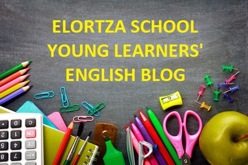 Young Learners' English Blog