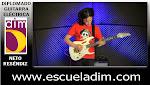 Diplomado Guitarra Eléctrica