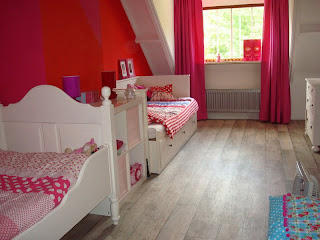 Zussies kleding klussen voor een meiden kamer - Kleur van slaapkamer meisje ...
