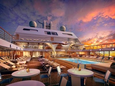 Applause Please:  Seabourn's New Ships are the Seabourn Encore and Seabourn Ovation