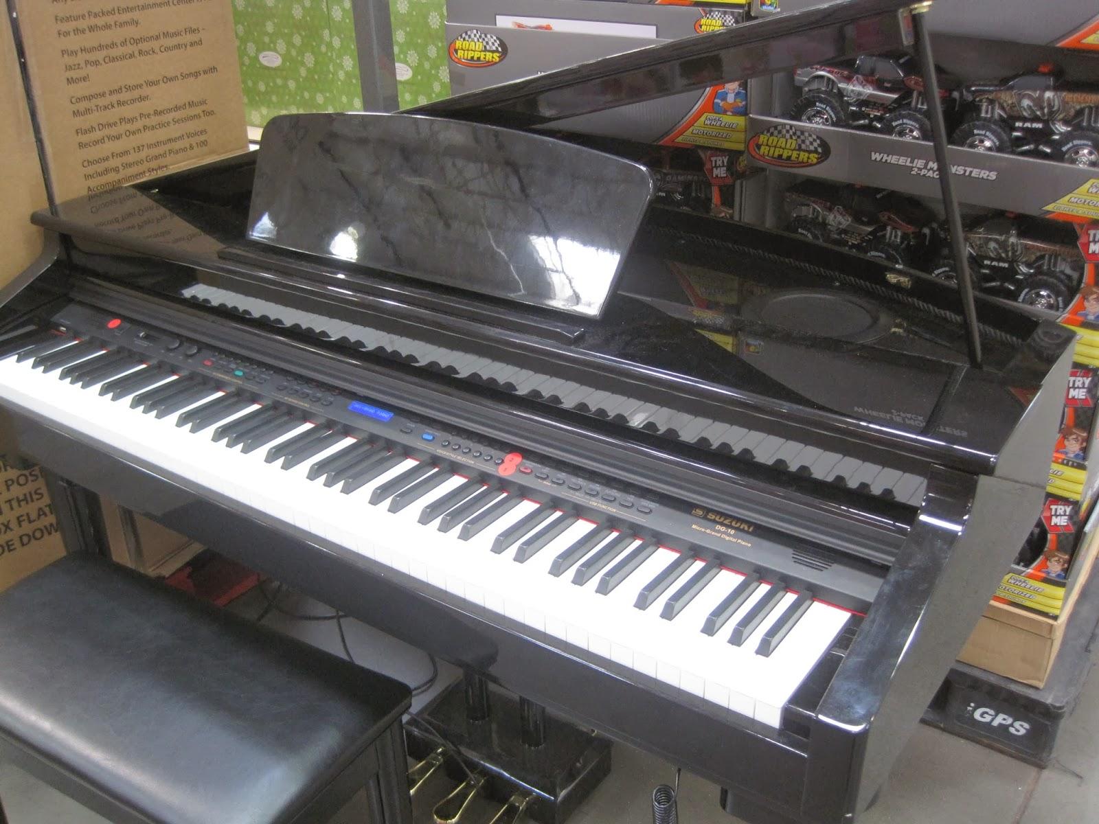 Suzuki Micro Grand Digital Piano Review