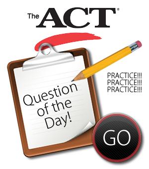 NEED ACT PRACTICE??