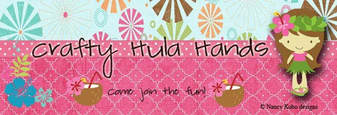 Crafty Hula Hands