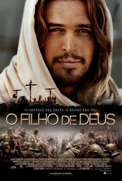 Filme Poster O Filho de Deus R5 XviD Dual Audio & RMVB Dublado