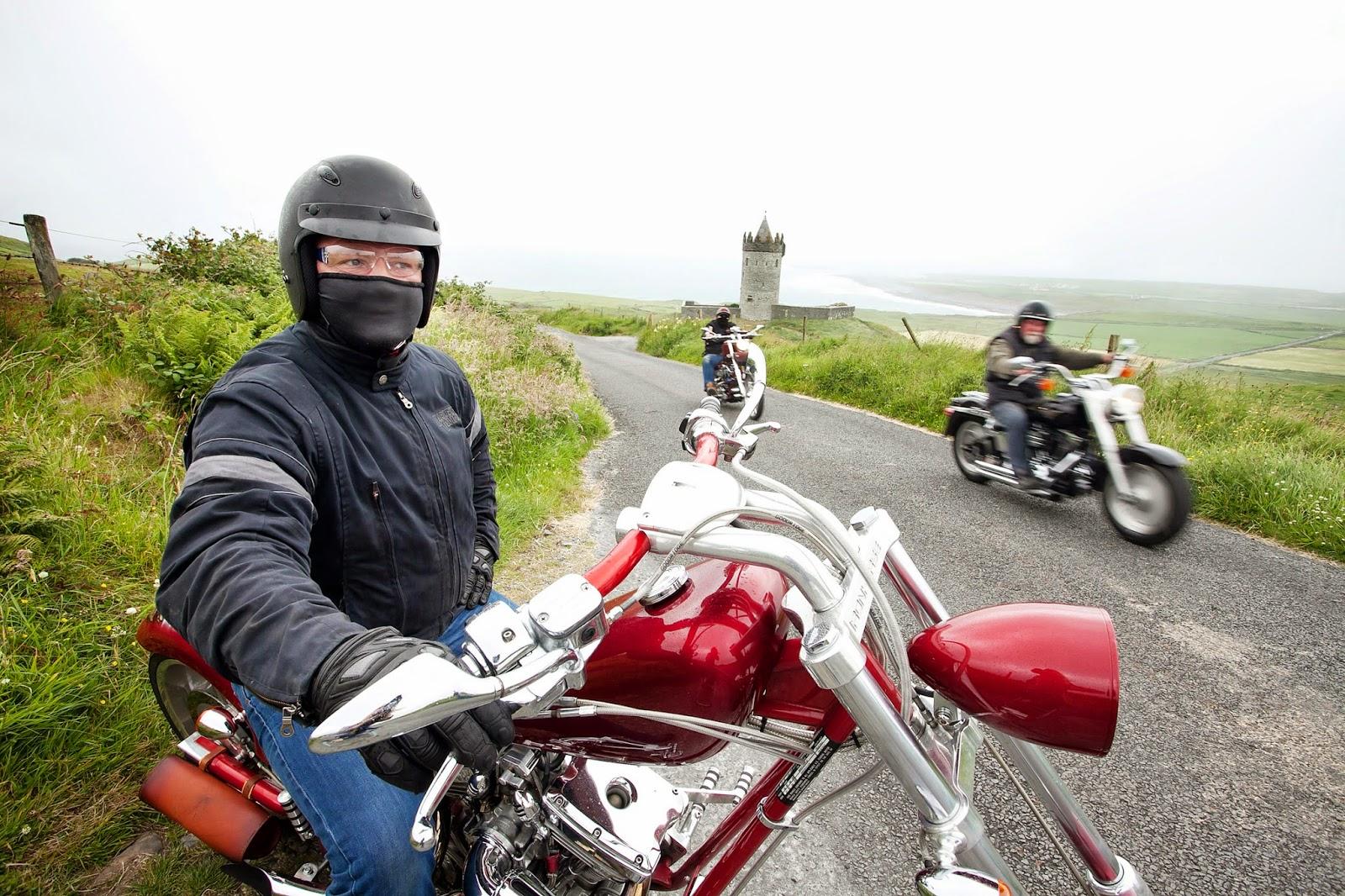 Doolin gears up for Harley Fest