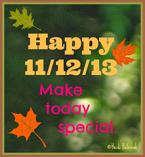 11-12-13 make today special