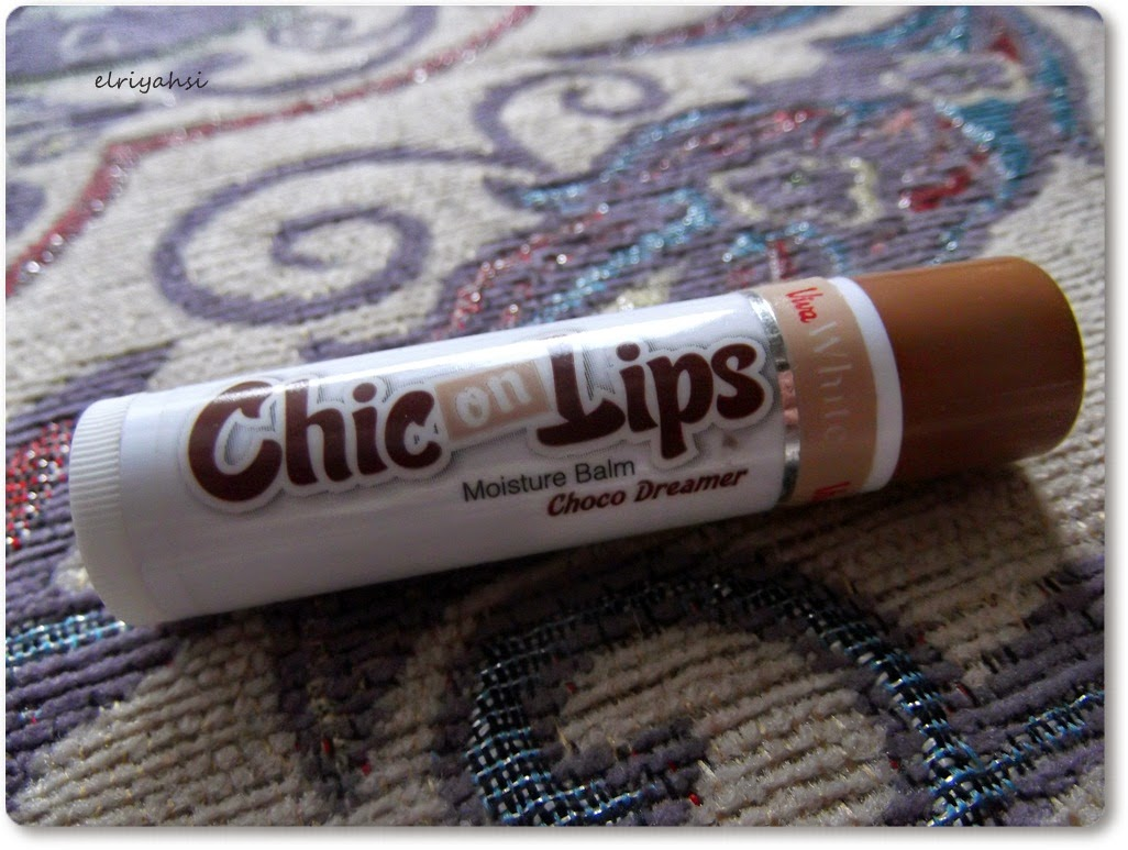 REVIEW VIVA CHIN ON LIPS MOISTURE BALM CHOCO DREAMER