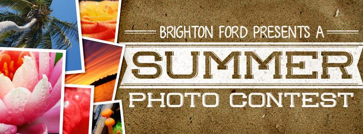 Brighton Ford Summer Photo Contest