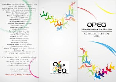 Calendário Ponto de Equilíbrio 2012