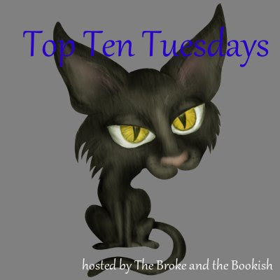 My Top Ten Tuesday